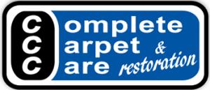 complete carpet care logo